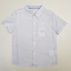 Lightblue boys blouse