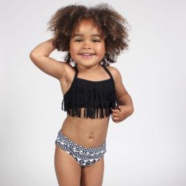 Fringe & Aztec bikini