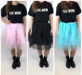 Color tutu mommy
