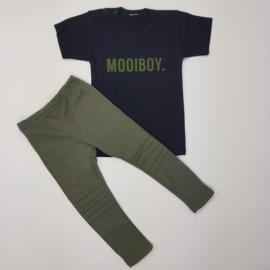 Green mooiboy set