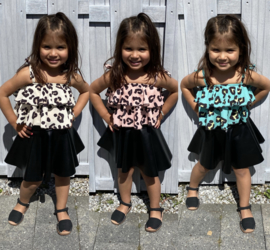 Summer leopard top