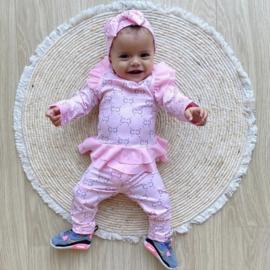 Girly design set - pink