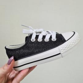 Make it walk glitter -  Black