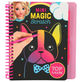 TOPModel Mini Magic Scratch Kleurboek
