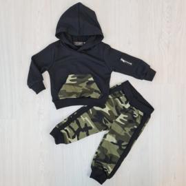 Camo & Black set