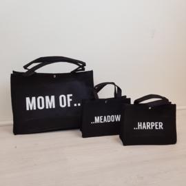 Mom of.... bag (set)