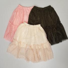 Lovely dotted skirt