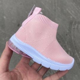 Pink Light the way sneakers