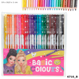 TOPModel kleurpotloden 24 stuk