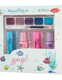 Mermaid party set