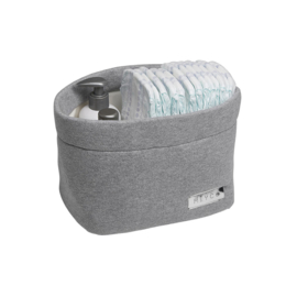 Commode mand Knit basic Grey