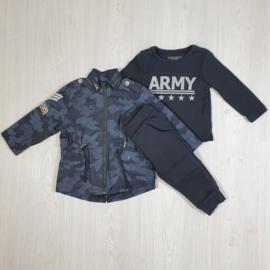 Cool boy Army set
