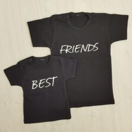 Best friends 2.0 tee
