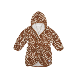 Badjas zebra