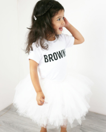 The perfect tutu white