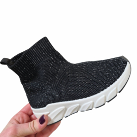 Just a little glitter sneaker