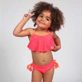 Coral Crochet bikini