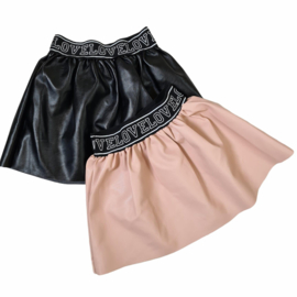 Lovely leather skirt