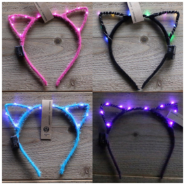 Led diadeem (Cats)