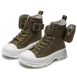 Bag it up sneaker - Green