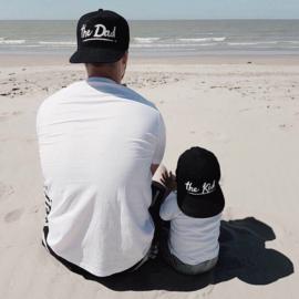 The dad & the kid cap