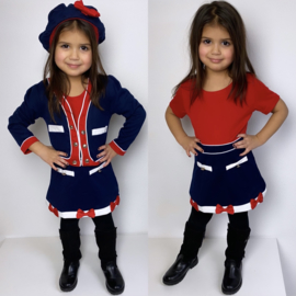 Girly Sailor Set
