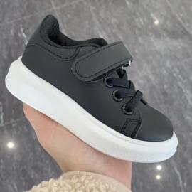 Little black sneaker