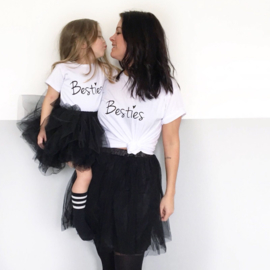 Besties mommy & me tee