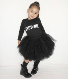 The perfect tutu black