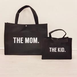 The mom & The kid bag set