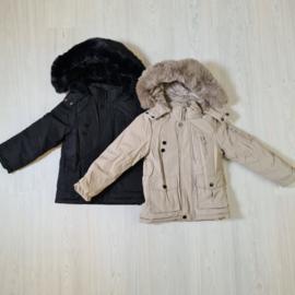 Boys Black or Beige jacket