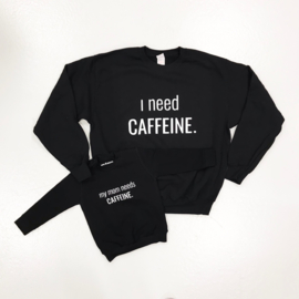 Caffeine sweater