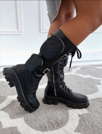 Bagged boots (ladies)