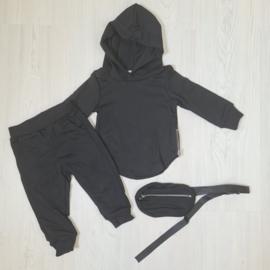 Black & Bagged boys set