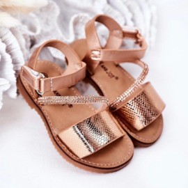 Champagne ultimate sandals