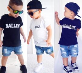 Ballin' Boss Mooiboy Package Shortsleeves