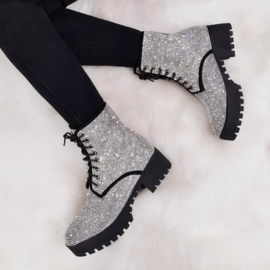 Let's sparkle boots