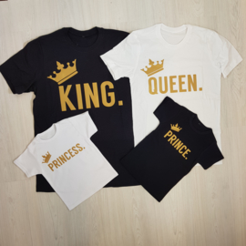 Royal family tee