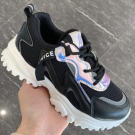 Be nice sneakers black