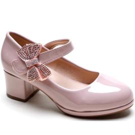 Shiny heels - pink