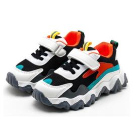 Boys color sneakers