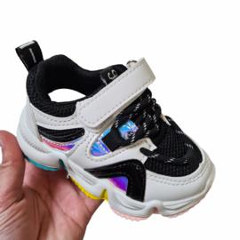 The toughest sneaker black