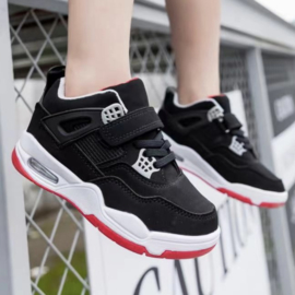 So cool sneakers - red