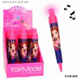 TOPModel pen met sound + licht