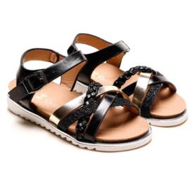 Black Girly sandals