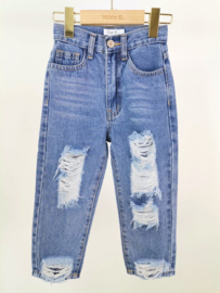 Your ultimate distressed jeans