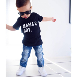 Mama's/daddy's boy basic Shortsleeves
