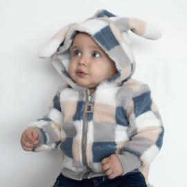Bunny Blocked Jacket