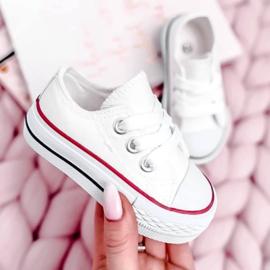 Let's take a walk - white