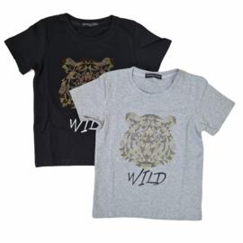 Wild & tiger tee